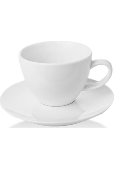 Güral Porselen Kahve Fincanı Bistro 70 cc BST02KT -6 Lı