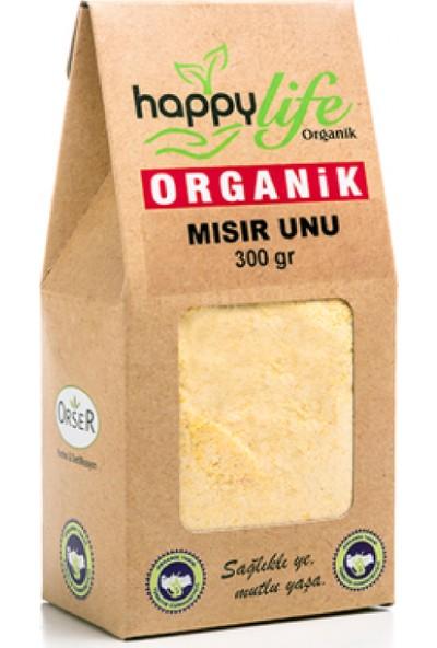 Happy Life Organik 3 Lü Set Galeta Unu - Mısır Unu - Pirinç Unu