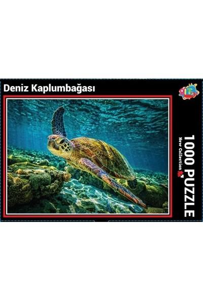 Ritoys Deniz Kaplumbağası 1000 Parça Puzzle Yapboz