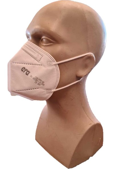Era Ffp2 N95 C200 Nr Meltblown Kumaş-3 Kutu-30 Adet Maske