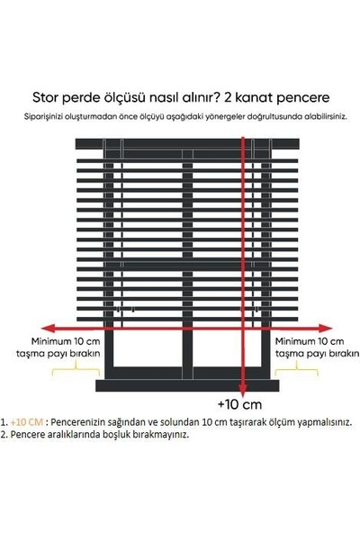 Bej Blackout Güneş Geçirmez Stor Perde- Z3005003