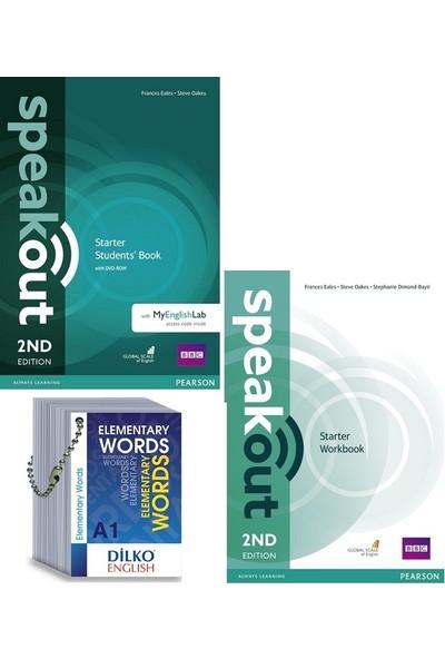 Pearson Education Yayıncılık Speakout Starter Kod'lu Set
