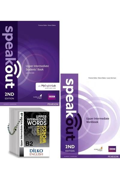 Pearson Education Yayıncılık Speakout Upper-Intermadiate Kod'lu Set