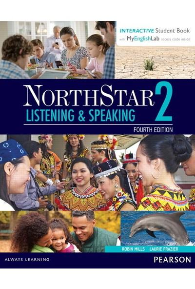 Pearson Education Yayıncılık Northstar Listening & Speaking 2 With Interactive Student Book And Myenglishlab (Access)