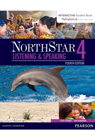 Pearson Education Yayıncılık Northstar Listening Speaking 4 With Interactive Student Book And Myenglishlab Access