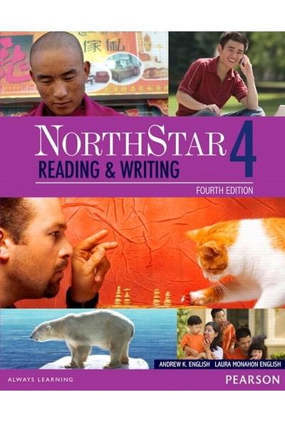 Pearson Education Yayıncılık Northstar Reading Writing 4 With Interactive Student Book And Myenglishlab Access