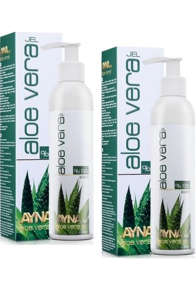 Aynasun Aloe Vera Jel 200 ml x 2 Adet