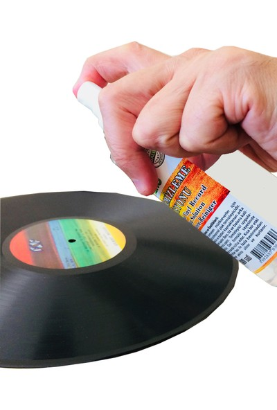 Terlans Retro Plak ve Iğne Temizleme Bakım Seti (Gramofon Pikap - Plak Çalar) Vinyl Record - Stylus Cleaner