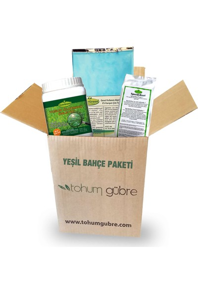 Evergreen Yeşil Bahçe Paketi