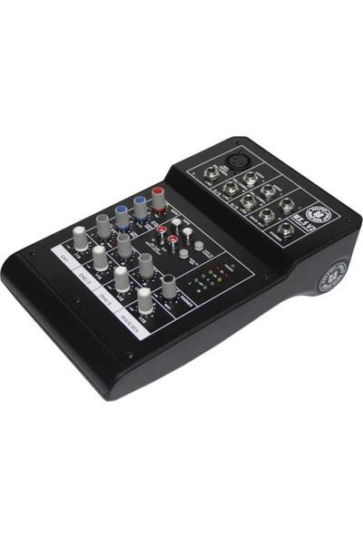 Topp Pro MX.5V2 5 Kanal Deck Mixer