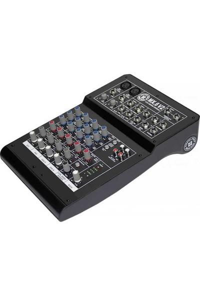 Topp Pro MX.6V2 6 Kanal Deck Mixer