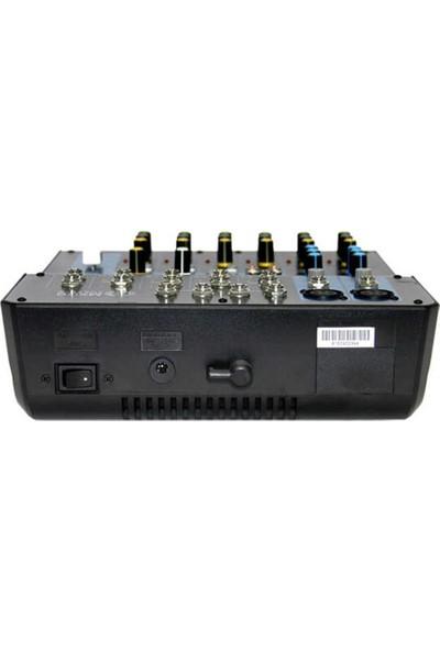 Topp Pro Mxi.10 10 Kanal Deck Mixer