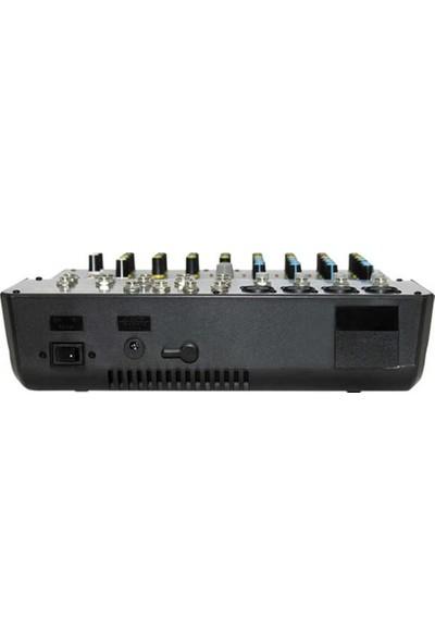 Topp Pro Mxi.12 12 Kanal Deck Mixer