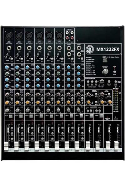 Topp Pro MX1222FX + Tac-Mp3 T 10 Kanal Efektli/mp3 Çalar Deck Mixer