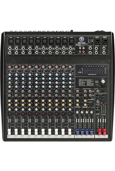 Topp Pro MX1642/EQ+DSP 16 Kanal Dsp+Eq Deck Mixer