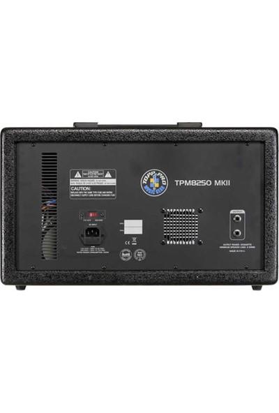 Topp Pro TPM8250 Mkıı 8 Kanal 600W 2 Ohm Power Mixer Amfi