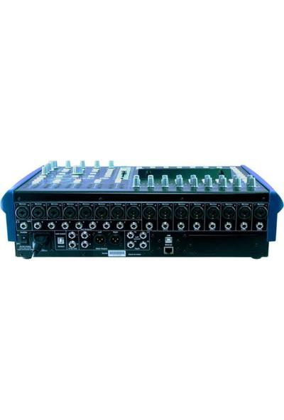 Topp Pro T-2208 22 Kanal Profesyonel Dıgıtal Mıxer