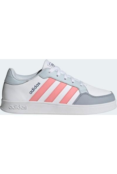 Adidas Kız Çocuk Günlük Spor Ayakkabı Breaknet K FY9505