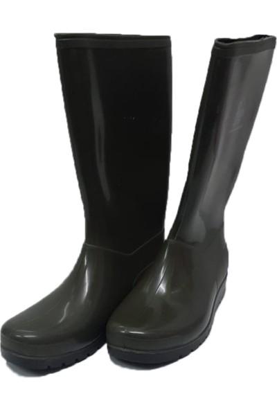 Beta Force Çizme (Kısa Boy)-Pvc-Su Geçirmez
