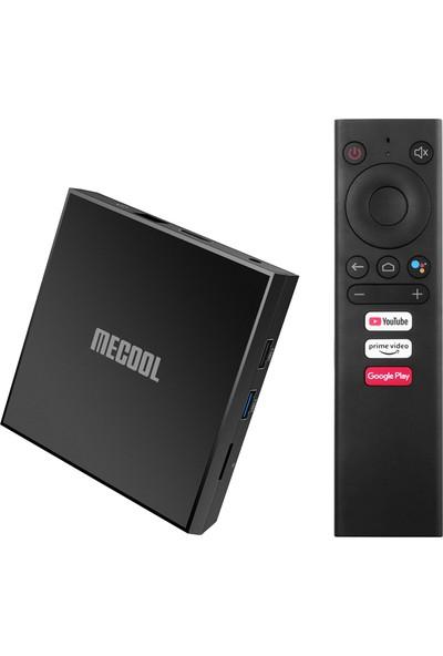 Mecool Km6 Classic Smart Android 10.0 TV Kutusu UHD EU-16G (Yurt Dışından)