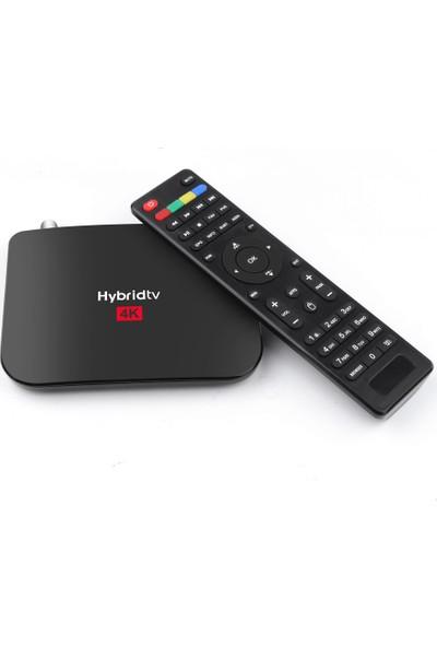 Mecool M8S Plus Android TV Kutusu Dvb-T2 Set Üstü Kutu Uk Plug (Yurt Dışından)