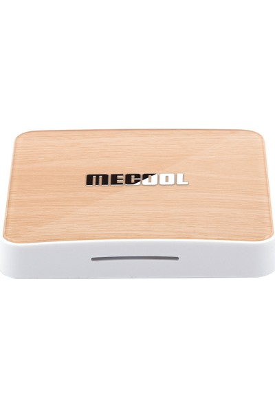 Mecool Km6 Deluxe Smart Android 10.0 TV Kutusu UHD EU-64G (Yurt Dışından)