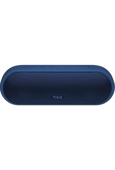 Tribit Audio Maxsound Plus Su Geçirmez Taşınabilir Bluetooth Hoparlör Mavi