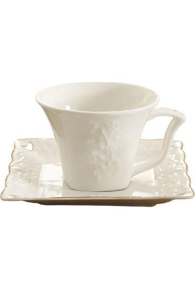 Emsan Lovely 2 Kişilik Çay Fincan Seti