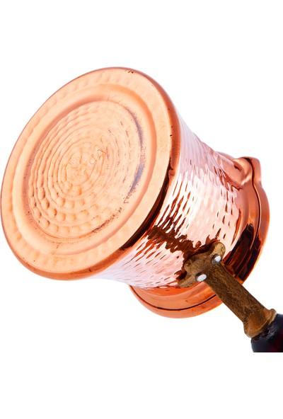 Karaca Nish Copper New Bakır Cezve Küçük