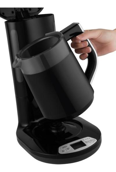 Karaca Çayfie Zaman Ayarlı Çay Makinesi Siyah 2501