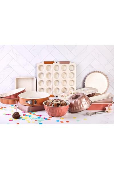 Karaca Terracotta 12li Kek Kalıbı