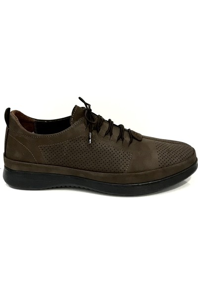 Marcomen 13198 Erkek Casual Kahve Ayakkabı