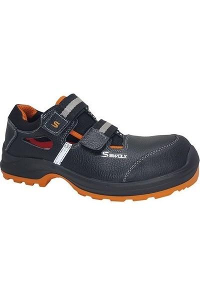 Swolx Star X-60 S1P Yazlık Sandalet Iş Ayakkabısı
