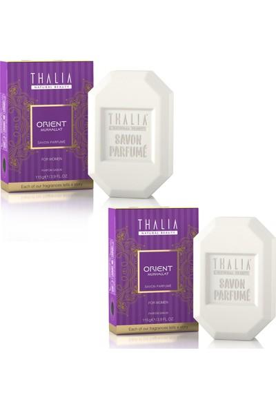 Thalia Orient Parfüm Sabun - Unisex - 115 gr x 2 Adet