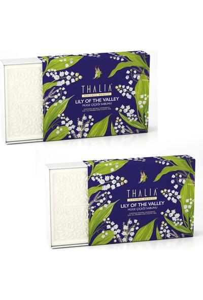 Thalia Doğal Müge Çiçeği Sabunu 150 gr x 2 Adet