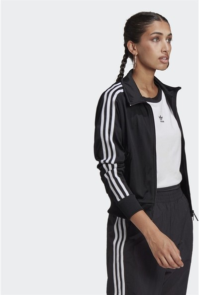 Adidas Adicolor Classics Firebird Primeblue Track Kadın Swearshirt