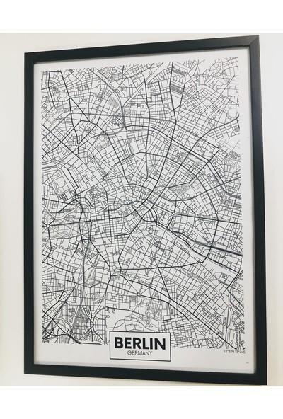 7 Cam Ayna Berlin Çerçeve