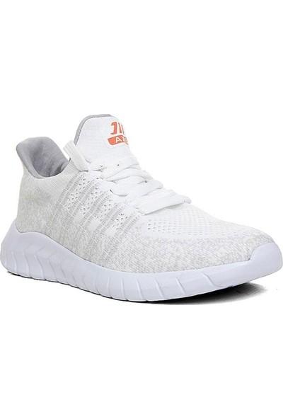Axis Beyaz Erkek Spor Ayakkabı