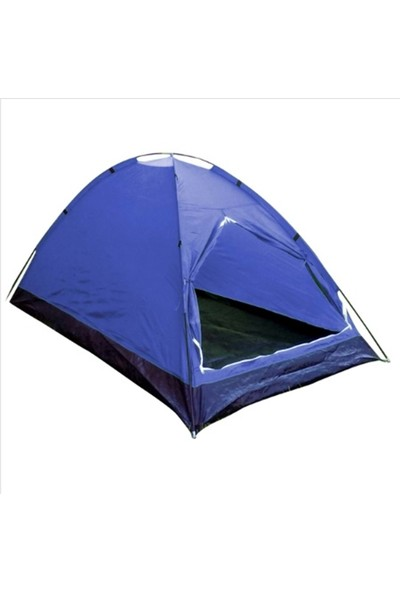 Savex YS-129 2 Kişilik Mavi Dome Çadır