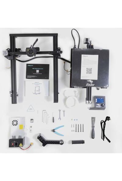 Creality 3D Ender-3 Max Yüksek Hassasiyetli 3D Yazıcı (Yurt Dışından)