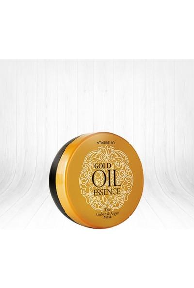 Montibello Gold Oil Essence The Amber & Argan Mask 200 ml