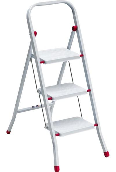 Saraylı Metal Merdiven Pratik 3 Lü
