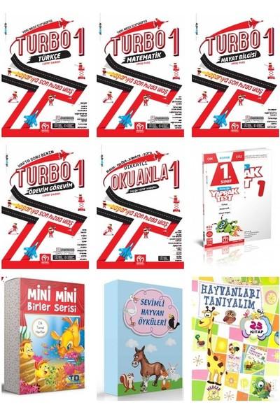 Model Yayınları 1. Sınıf 2. Dönem Seti 6 Lı Set + 3 Adet Hikaye Seti 65 Adet Hikaye Takımı