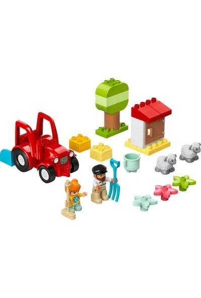 LEGO® Duplo® 10950 Farm Tractor & Animal Care