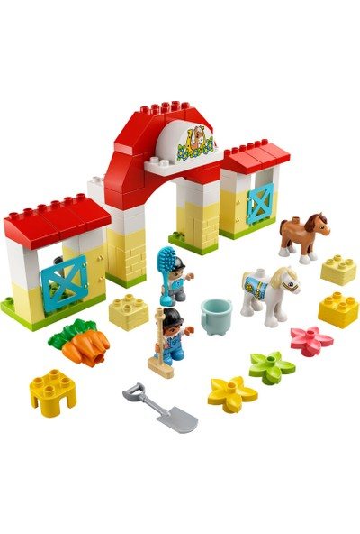 LEGO® Duplo® 10951 Horse Stable And Pony Care
