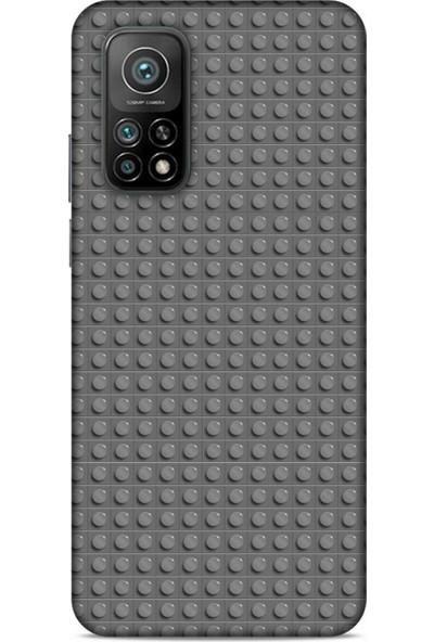 Lopard Xiaomi Mi 10T Pro 5g Uyumlu Kılıf Blox (9) Kılıf Gri