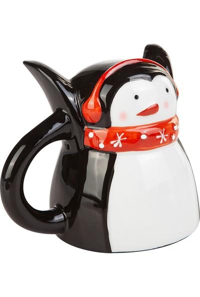 Karaca Animal Penguin Mug