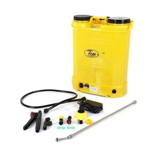 Hb Garden Tools Ilaçla Ma Pompası Hb Garden Tools Akülü Sırt Tipi 16 Litre