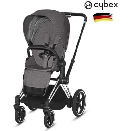 Cybex Priam Bebek Arabası Chrome
