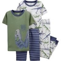 Carter's Carters Erkek Çocuk 4'lü Pijama 3K478513